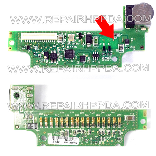 Power PCB ( P1062832-02 ) Replacement for Zebra QLN320 Mobile Printer