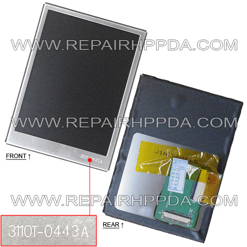 LCD Module (with PCB) Replacement for Motorola Symbol MC9190-G