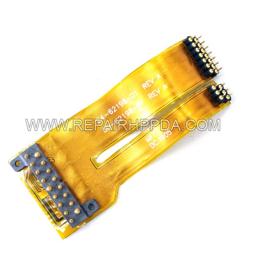 Symbol MC9090-G, MC9090-K, MC9060-G, MC9060-K Cradle Flex Connector (24-62198-01)